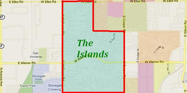 Gilbert-Homes-for-Sale-The-Islands-Lakefront-Waterfront